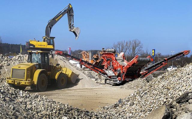 Maszyny budowlane na każdej budowie – producent maszyn budowlanych Poznań.