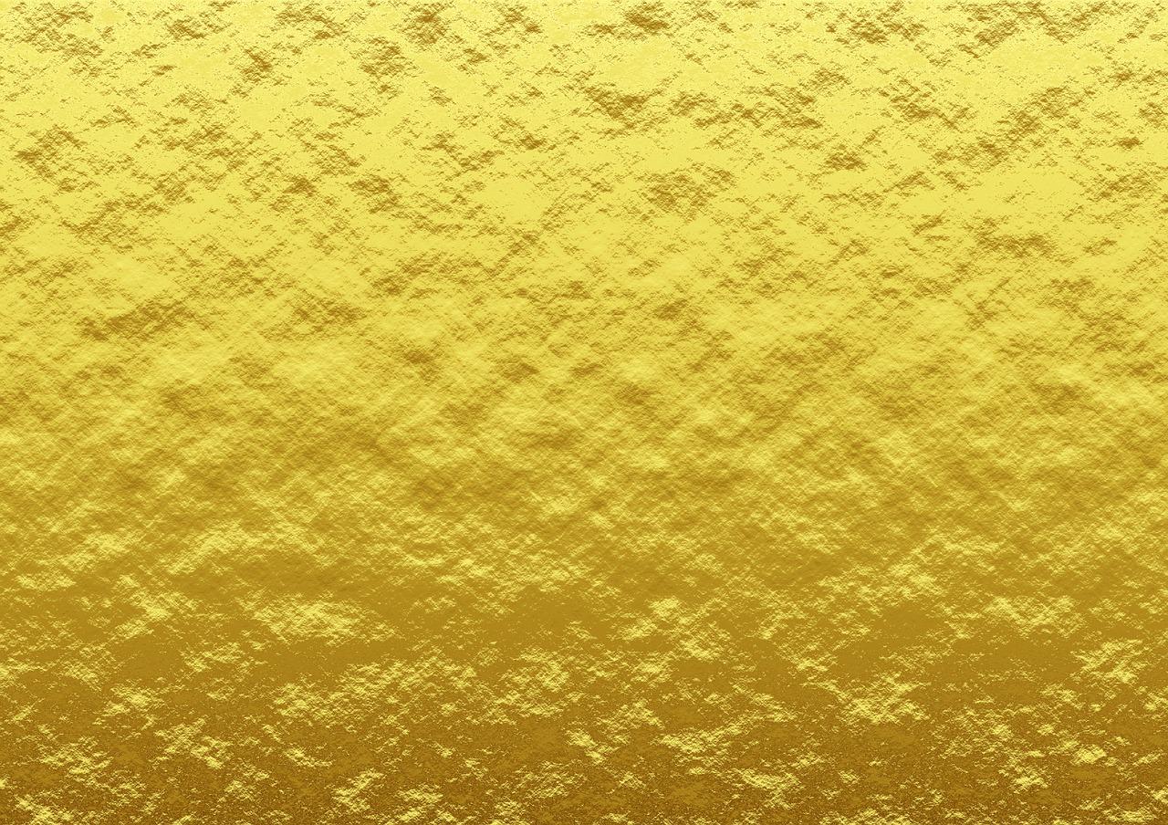 Granulat srebra, granulat złota. Surowiec w postaci kuleczek złota i srebra