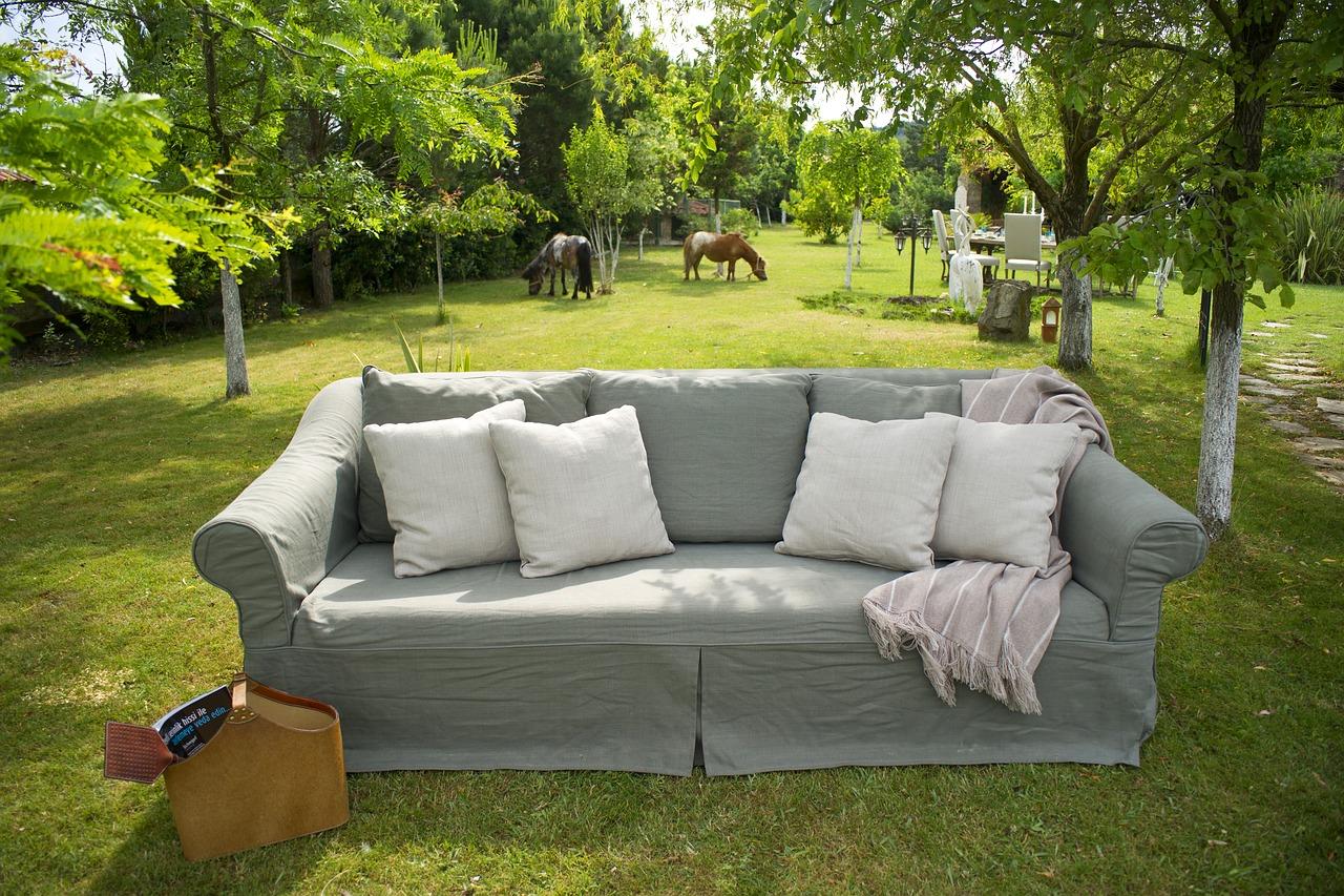 Urządzamy miejsce wypoczynkowe w ogrodzie