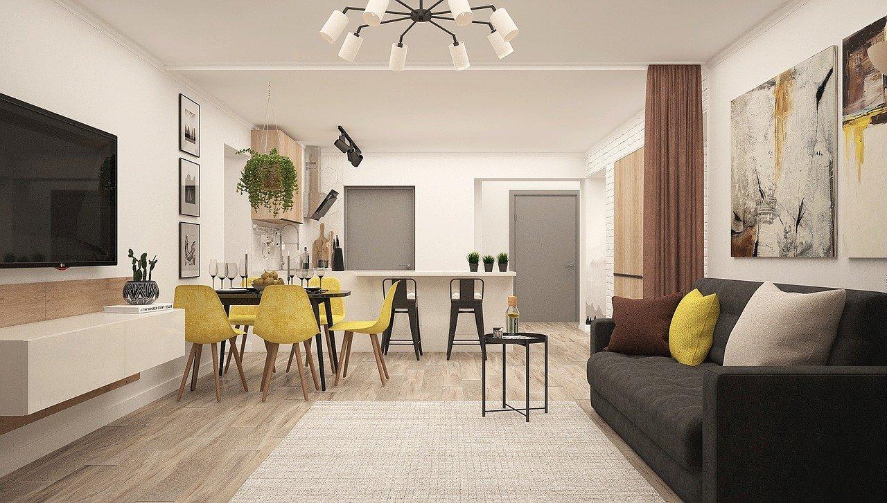 Krzesła, za sprawą których Twój salon zyska nowy styl